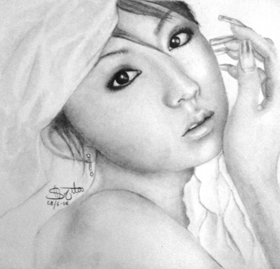 Koda Kumi by SunrisePearl